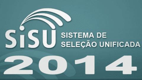 Inscrição para o Sisu 2014 começa em Janeiro