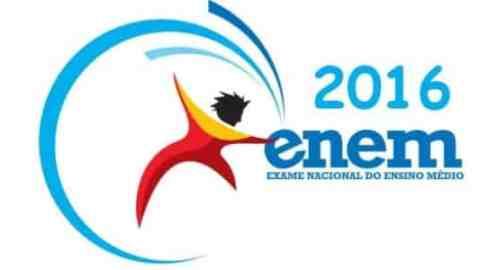 Provas e Gabaritos do ENEM 2016