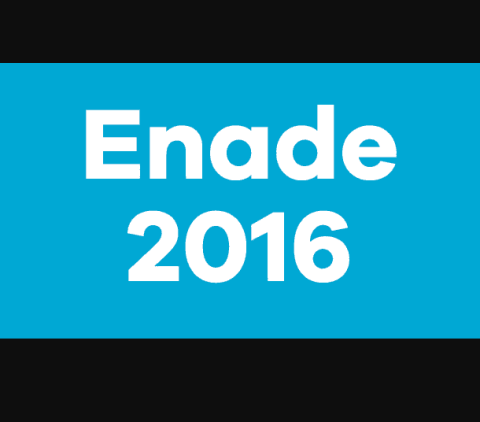 Gabaritos Definitivos do Enade 2016