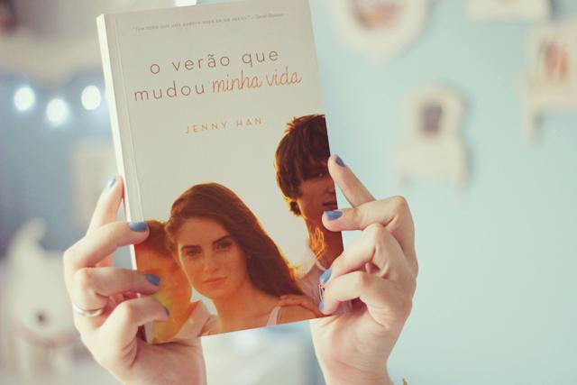 Livro: O verão que mudou minha vida