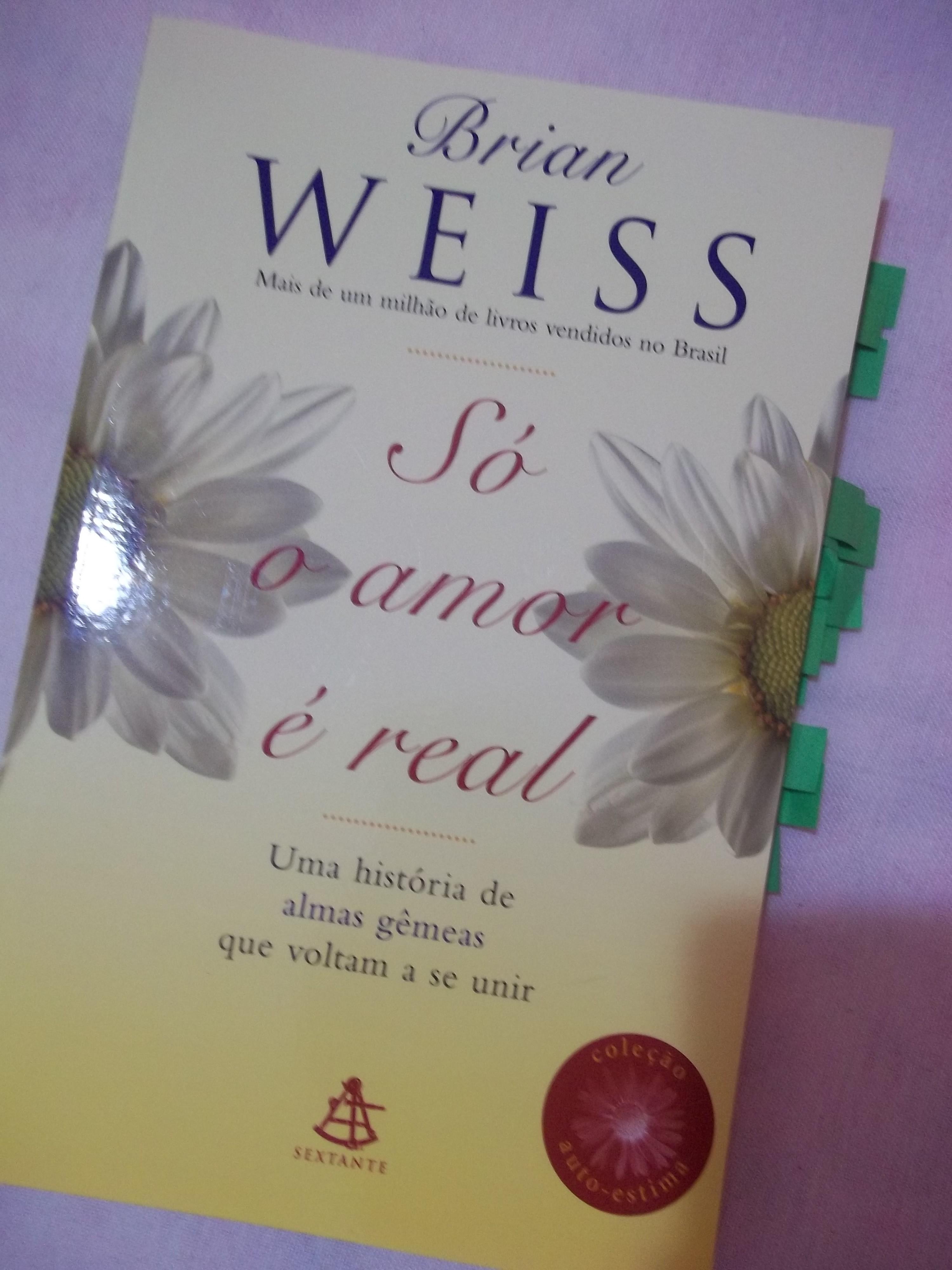 Livro: Só o amor é real