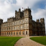 Decor+Série: Downton Abbey
