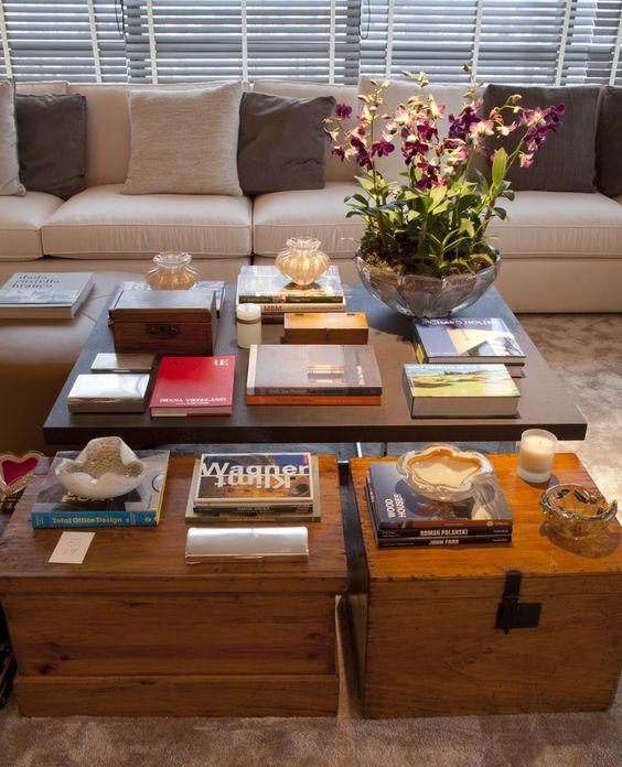 que livros usar na mesa de centro_voceprecisadecor04