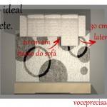 Decor: Tamanhos de tapetes para a sala!