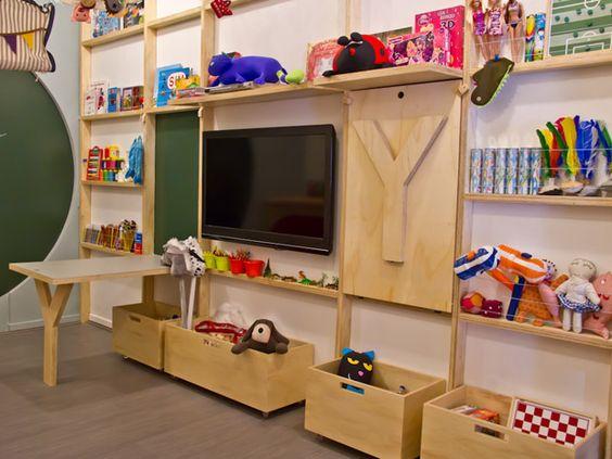 Sala De Tv E Brinquedoteca ~  precisa decor » Arquivo Decor Brinquedoteca!  Você precisa decor