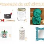 Dicas: Presentinhos de natal!