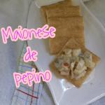 Vídeo: Receita de maionese de pepino com ovo!