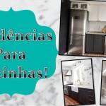 Vídeo: Tendências para cozinhas!