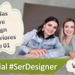 Vídeo: Dúvidas frequentes sobre design de interiores!