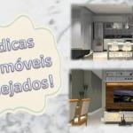 Vídeo: 5 dicas para móveis planejados ou sob medida