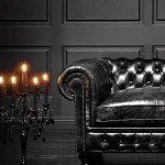 Decor: Sofá Chesterfield