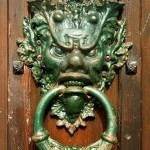 Decor: Batedor de porta