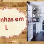 Vídeo: Cozinhas em L