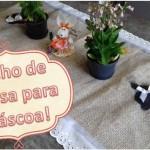 Vídeo: Diy de Páscoa!