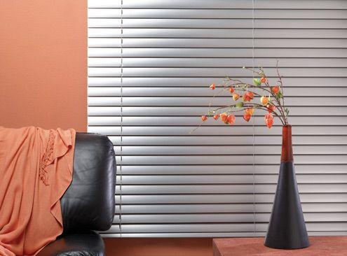 persiana horizontal de aluminio