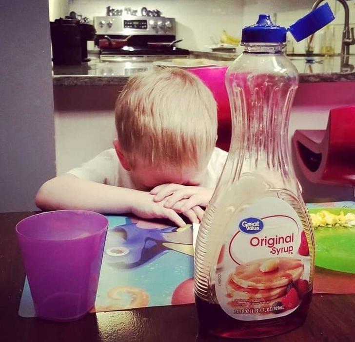 14 fotos que provam que a vida com filhos é mais divertida