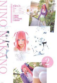 Capa da Nova edição da Shonen Magazine tem Noivas de Gotoubun pela Enako (10)