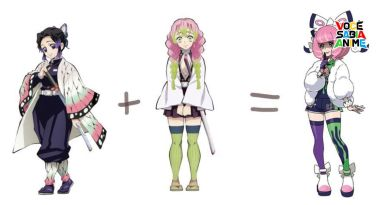 Fãs comparam Klara com Shinobu e Mitsuri de Kimetsu