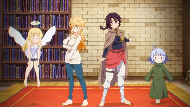 Funimation dropou Ishuzoku Reviewers por ser Hentai demais
