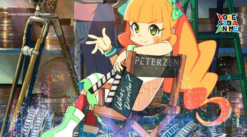 Eiga Daisuki Pompo-san ganha novo Visual