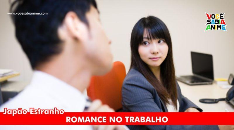 Pesquisa - Maioria dos Trabalhadores já Namorou com colega, 20% sendo Chefe ou o Senpai