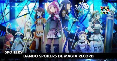 Spoilers de Magia Record