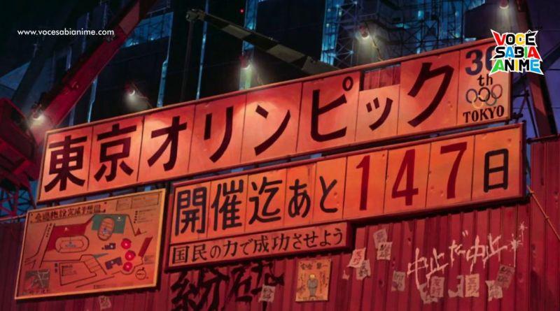 Akira Previu que as Olimpíadas Seriam Adiadas!