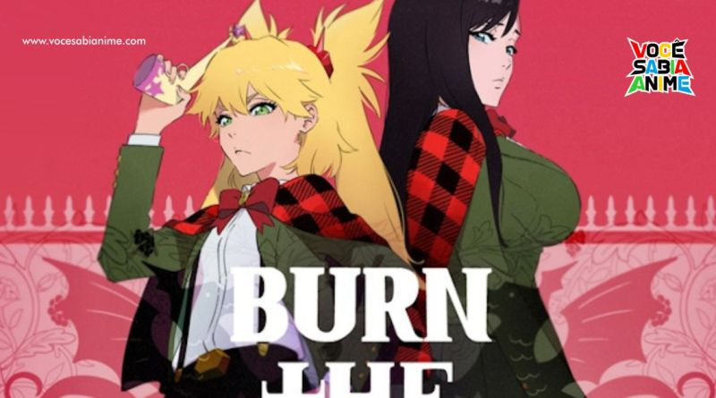 Anime de Burn the Witch
