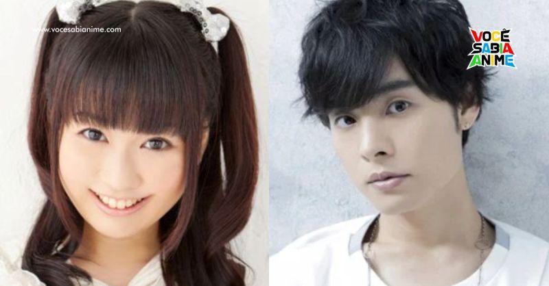 Pego indo pra Hotel com Mulher Desconhecida - Dublador Nobuhiko Okamoto Confirma Casamento com Asuka Ogame