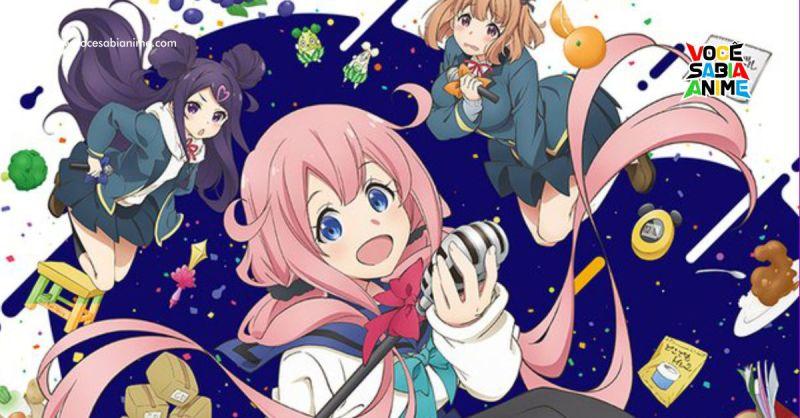 Ochikobore Fruit Tart estreia em Julho