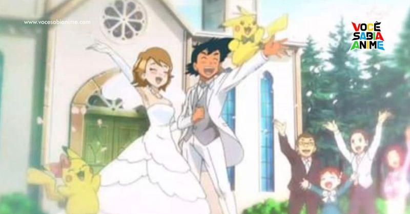 Pokémon e Humanos costumavam se Casar