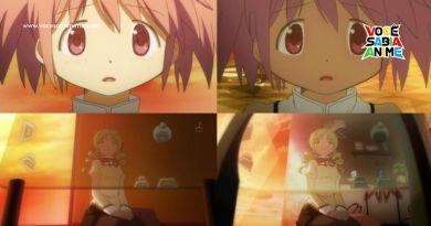 Madoka Magica Anime vs Blu-ray