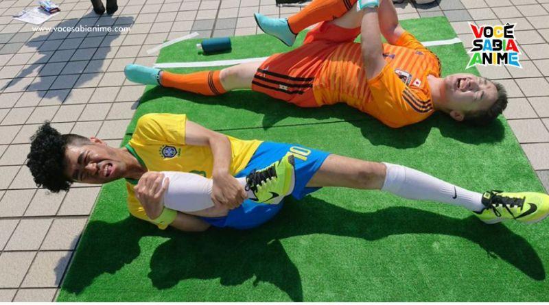 Neymar já foi Zoado numa Comiket
