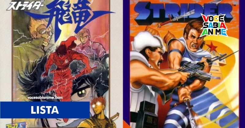 Jogos de Animes Modificados no NES