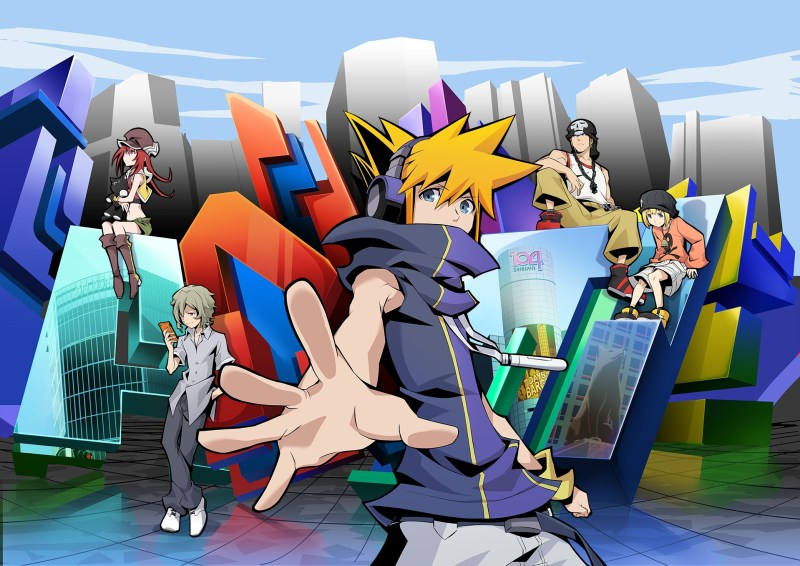 The World Ends with You ganha PV e estreia em 2021