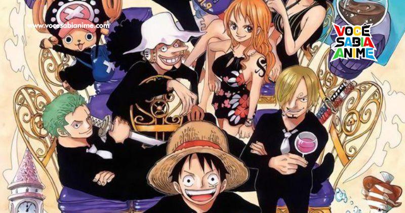 Editor de One Piece Chorou ao ler o Capítulo 986