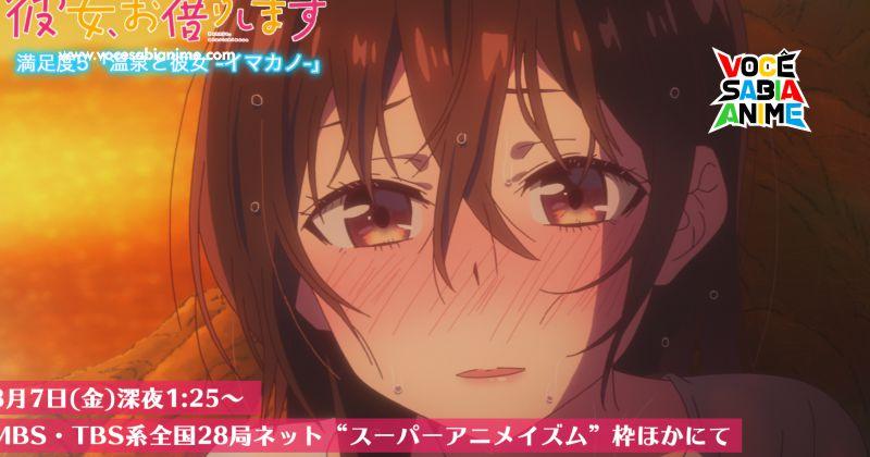 Use Fones ao Assistir o episódio de Hoje de Kanojo