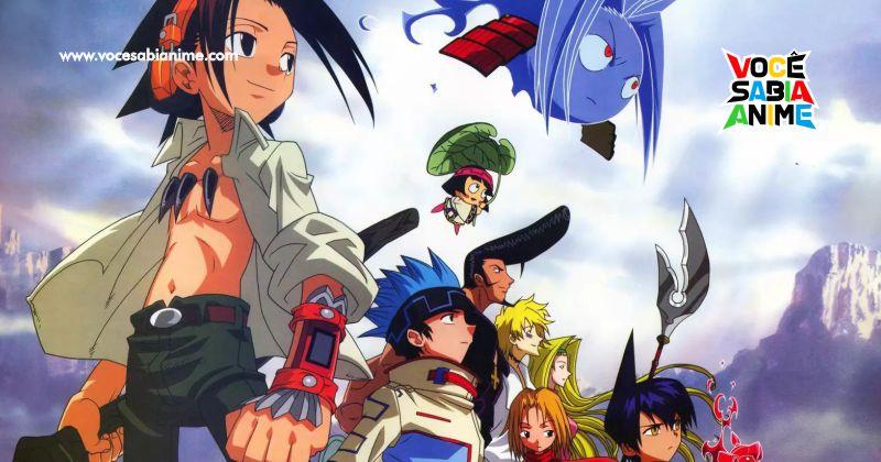 Diretor revela que foi a Shueisha que pediu por História Original no anime de 2001 de Shaman King