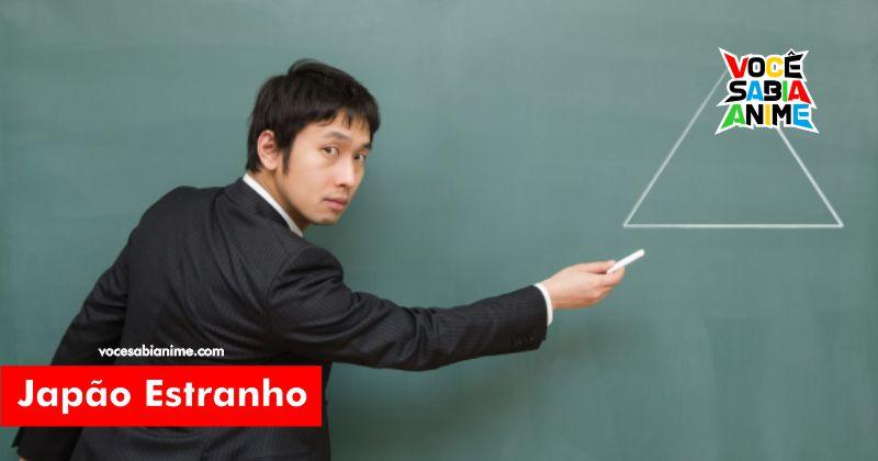 Não gosta de trigonometria? Então você é como Hitler, diz professor de inglês do ensino médio japonês