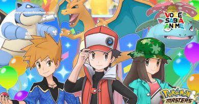 Pokémon Masters muda de nome e nova Hashtag da ruim