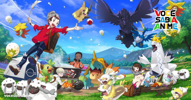 Game Freak começa a digitalizar Documentos de Pokémon
