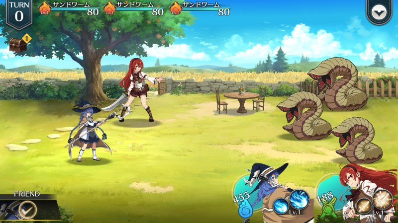 Game mobile de Mushoku Tensei Anunciado