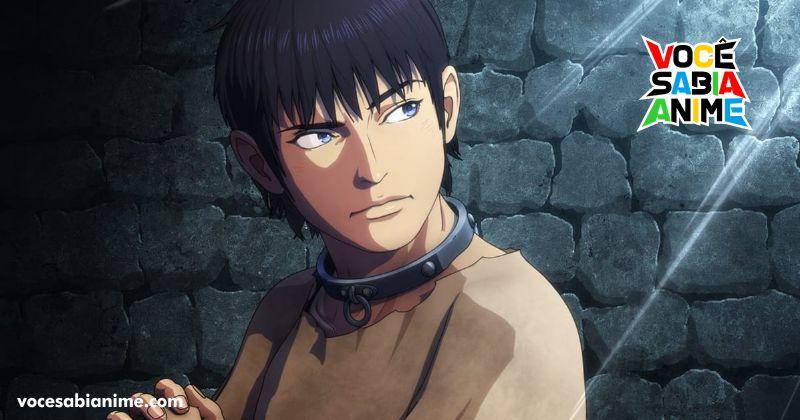 Anime CESTVS -The Roman Fighter estreia em Abril de 2021