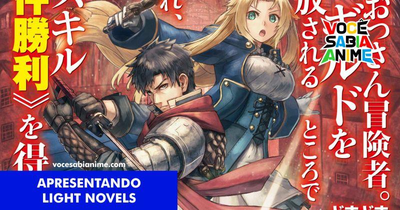 Autor de Light Novel tem história bem triste