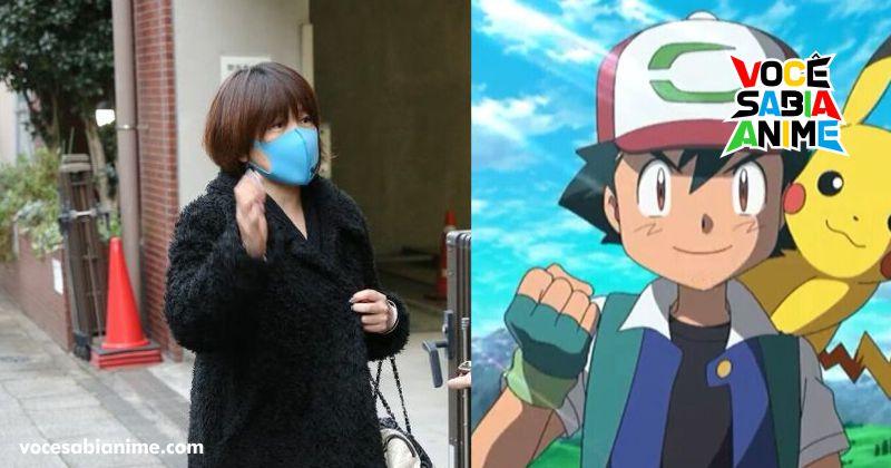 Dubladora Japonesa do Ash sendo acusada de fraude