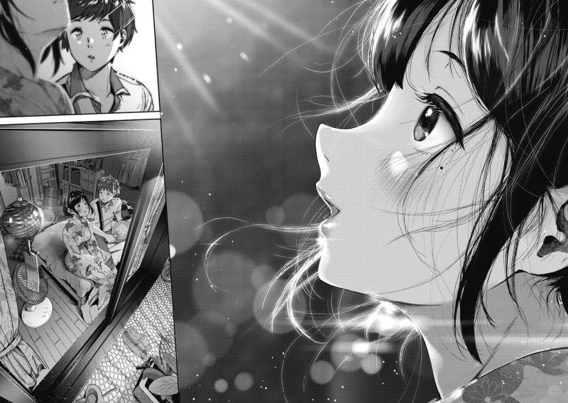 Lindo Mangá H Kimi ga Suki tem anime para 2021