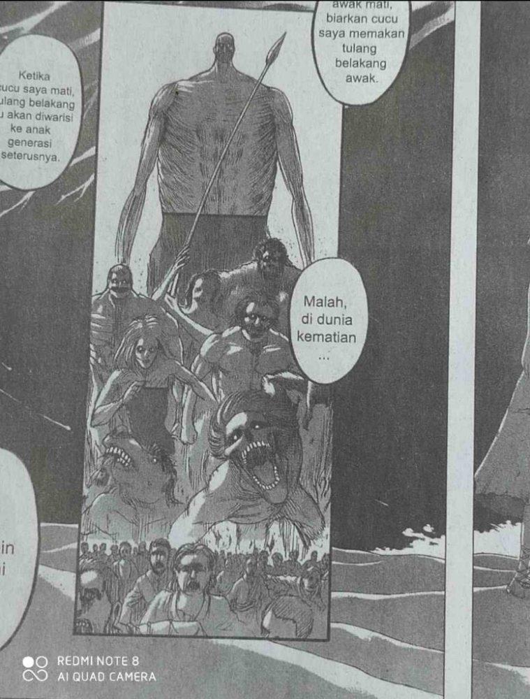Parece que na Malásia os titãs tem que usar roupas