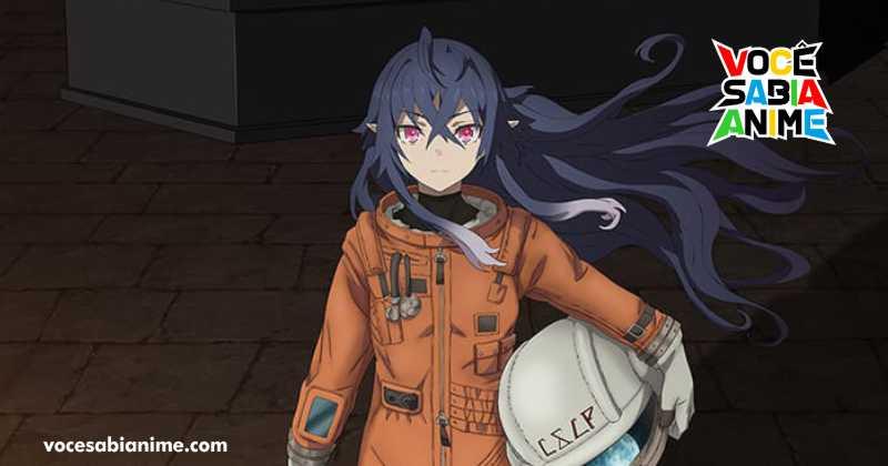 Anunciado anime Tsuki to Laika to Nosferatu