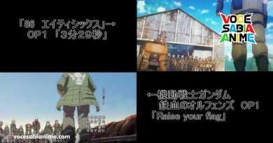 Abertura de Eitghy Six tem semelhanças com a de Blooded Orphans