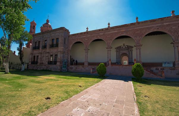 MUSEO VIRREINAL GUADALUPE ZACATECAS